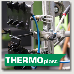 Thermoplast-Fertigung